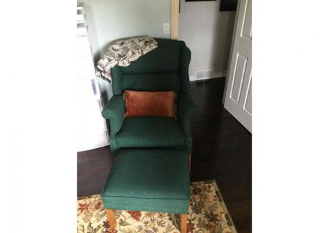 Conover Wingback Chair